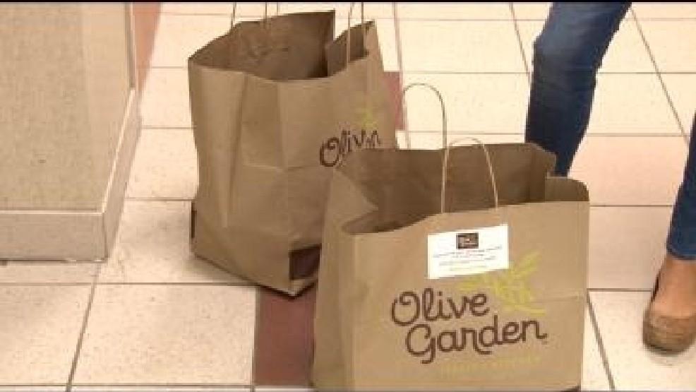 Local Olive Garden Gives Back Kmeg